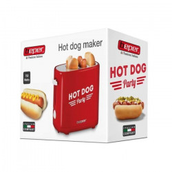 BEPER 90488 Machine a hot dog - Rouge