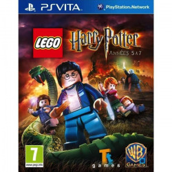 Lego Harry Potter Année 5 a 7 Jeu PS Vita