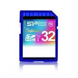 SILICON POWER Carte mémoire SD UHS-1 Superior - 32 Go