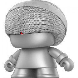 XOOPAR Enceinte Bluetooth grand Xboy - Argentée