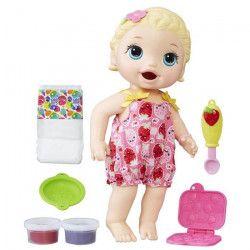 BABY ALIVE - Lily a Faim - Poupée blonde