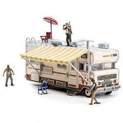 Jeu de construction Walking Dead : Dale`s RV