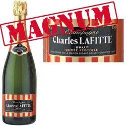 Magnum Charles Lafitte Brut 1834 x1