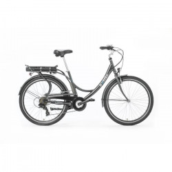 B`EBIKE Vélo électrique VAE CITY batterie lihium 36V-9AH incluse- 7 Vitesses Shimano