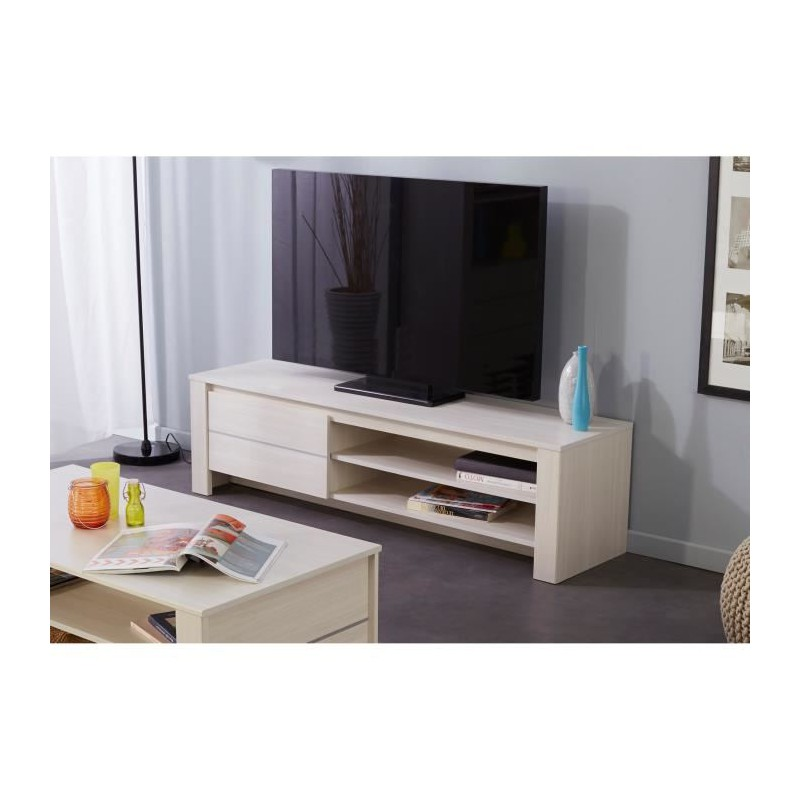 soho meuble tv 152 cm d cor frene. Black Bedroom Furniture Sets. Home Design Ideas