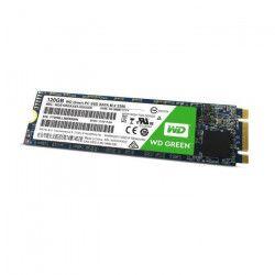 Western Digital SSD Green WDS120G1G0B - 120 Go - M.2 - 2280 WDS120G1G0B
