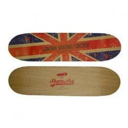 Etagere Grand modele - Skate Londres - 79x20,5x1 cm