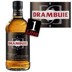 Drambuie 1 litre 40° liqueur de Whisky
