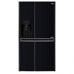 LG GSL6611BK - Réfrigérateur américain 601L Total No Frost A+ Noir