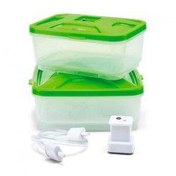 TEFAL XA258010 Accessoires Lunch Box Vacupack - Tuyaux aspiration inclus