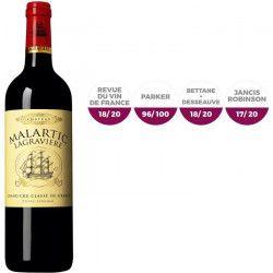 Château Malartic Lagraviere 2015 Pessac-Léognan - Vin Rouge - 75 cl
