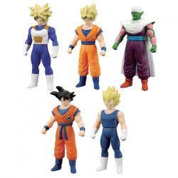 DRAGON BALL Z Pack 5 Figurines 10 cm