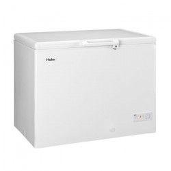 HAIER BD319RAA - Congélateur coffre - 319L - Froid statique - A+ - L 110cm x H 84,5cm - Blanc