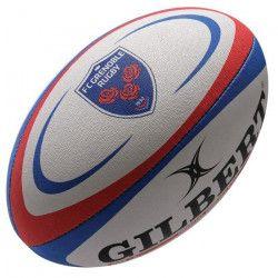 GILBERT Ballon de rugby REPLICA - Grenoble - Taille 5