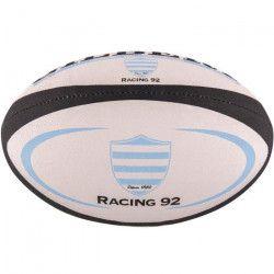 GILBERT Ballon de rugby Replique Racing 92 - Taille 5 - Homme