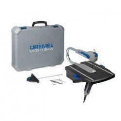 DREMEL Scie a chantourner compacte Moto-Saw MS20-1 / 5 - 2 en 1 - 70 W