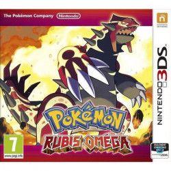 Pokémon Rubis Oméga Jeu 3DS