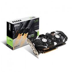 MSI Carte graphique GeForce GTX 1060 6GT OCV1 6Go GDDR5