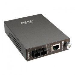D-LINK Convertisseur de média - DMC-300SC - 10/100Base-TX vers 100Base-FX avec connecteur fibre multimode SC