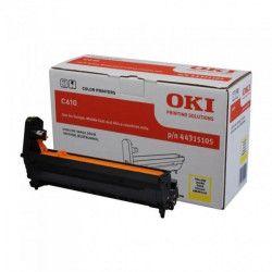OKI Tambour C610 - Jaune - Capacité standard