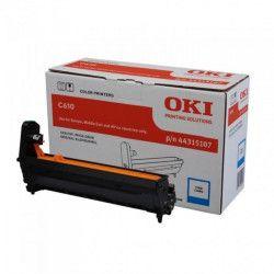 OKI Tambour C610 - Cyan - Capacité standard