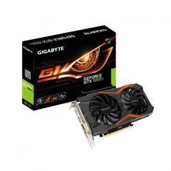 Gigabyte Carte graphique GeForce GTX 1050 Ti G1 Gaming 4Go GDDR5