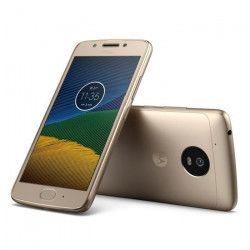 Motorola Moto G5 Double SIM 16 Go Or
