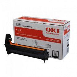 OKI Tambour C610 - Noir - Capacité standard