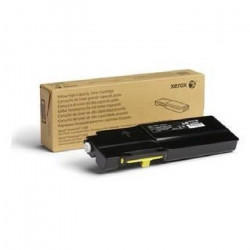 XEROX Toner - Jaune - 4.800 pages - Pour VersaLink C400 / C405