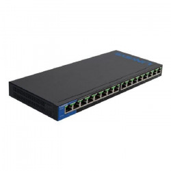 LINKSYS LGS116P Switch non manageable Poe+ (30W) 16 ports Gigabit