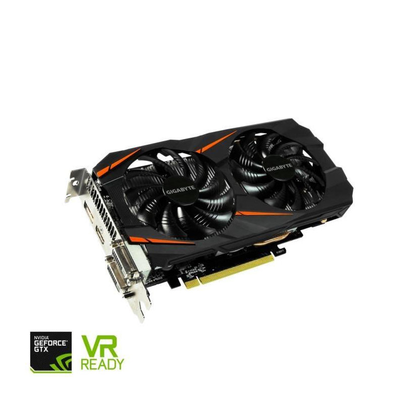 carte graphique gigabyte geforce gtx 1060 windforce. Black Bedroom Furniture Sets. Home Design Ideas