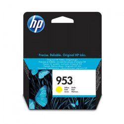 HP 953 Cartouche Jaune authentique (F6U14AE)