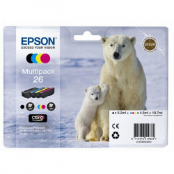 Epson T2616 Ours Polaire Cartouches d`encre Multipack Couleurs