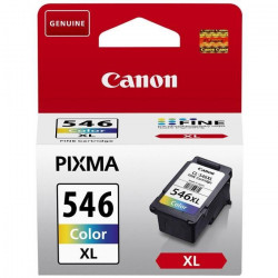 Canon Pack CMJ CL 546XL