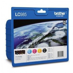 Brother LC985 Cartouches d`encre Multipack Coul...