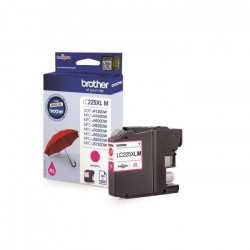 Brother LC225XLM Cartouche d`encre Magenta