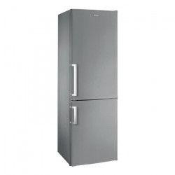 CANDY CCBS5172XH - Réfrigérateur combiné - 227L (173L + 54L) - Froid statique - Classe A+ - L 55 x H 177cm -