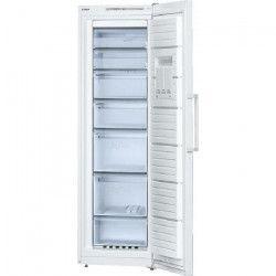 BOSCH GSN36VW30 - Congélateur armoire - 237L - Froid ventilé - A++ - L 60cm x H 186cm - Blanc
