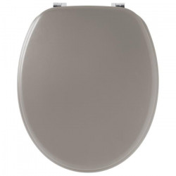 GELCO Abattant WC satin taupe