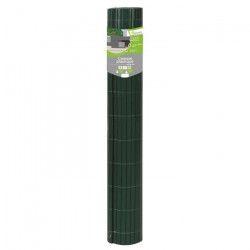 Canisse plastique double face 1,50 x 3 m vert