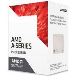 AMD Processeur Bristol Ridge A10 9700E - APUs - Socket AM4 - 4/4 Core - 3500 MHz - 2Mo