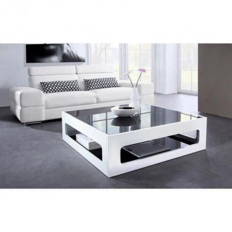 3584176576592 Upc Angel Table Basse Carree Style Contemporain