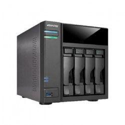 ASUSTOR AS6104T Serveur NAS - 4 Baies - USB 3.0