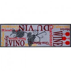 Tapis de cuisine a motifs - 50x150 cm - Style Moderne - Coloris Multicolore