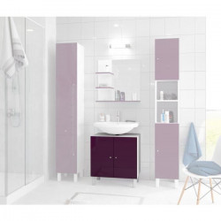 meuble sous vasque plan de toilette royalprice. Black Bedroom Furniture Sets. Home Design Ideas