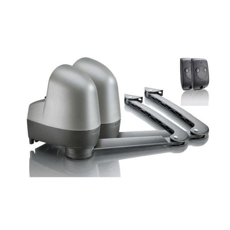 somfy kit de motorisation de portail a bras articul s. Black Bedroom Furniture Sets. Home Design Ideas