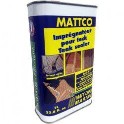 MATT CHEM Imprégnateur pour Teck Mattco 1L