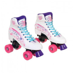 CDTS Patins a Roulettes DISCO - Taille 32/33
