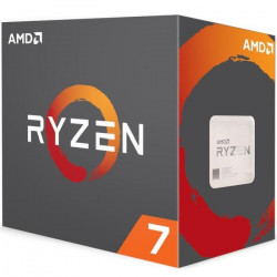 AMD Processeur Ryzen? 7 1800X - 95W - 3,6GHz - Turbo 4GHz - Socket AM4 - YD180XBCAEWOF