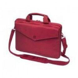 Dicota Code Slim Case 15 Red
